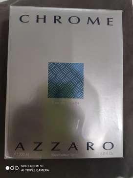 Perfume original AZZARO CHROM 200 ML
