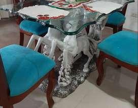 comedor en marmol, fuente en marmol, mesa de centro en marmol