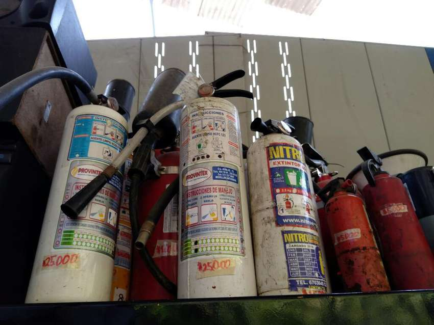 Extintores 0
