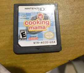 Cooking mama DS-Dsi-Dsixl