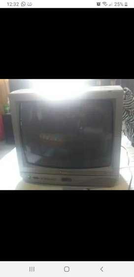 Televisor usado en buen estado