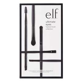 Elf Set de brochas para ojos Ultimate Eyes 5 Piece Brush Collection