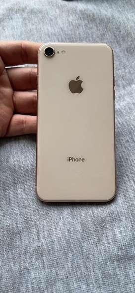 Iphone 8 dorado