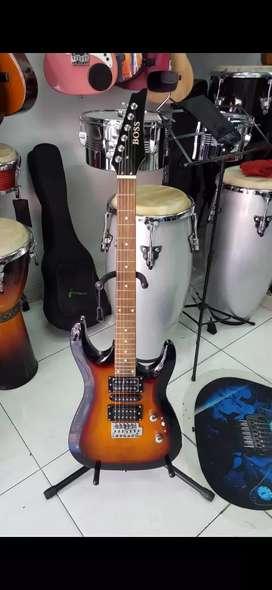 GUITARRA ELECTRICA BOSS 24 TRASTES NUEVA!