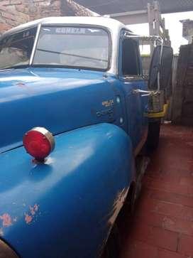 Camión Chevrolet modelo 52