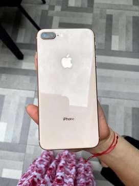 iPhone 8 Plus Rose 64 gb/Entrega inmediata/Negociable
