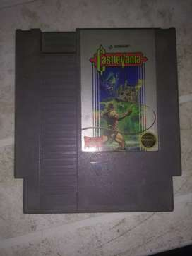Cartucho NES Castlevania negociable o cambios