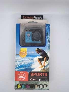Camara deportiva Sport Cam tipo GOPRO 1080p HD alta definicion