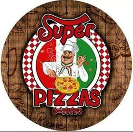 Vendo negocio de pizzeria, arepas rellenas y alitas, servicio solo a domicilio en sabaneta