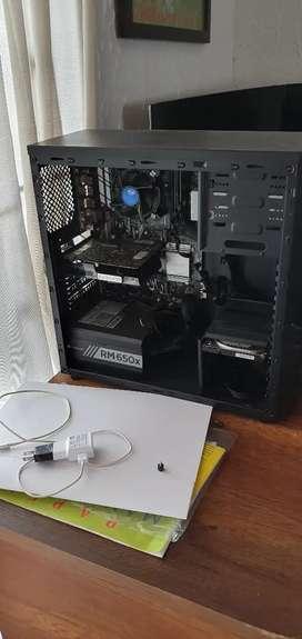 Computador de mesa para Gamer o Diseño