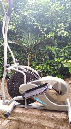 Bicicleta Eliptica Orbitrek Platinium