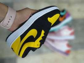 Tenis Nike Jordán 1 para dama