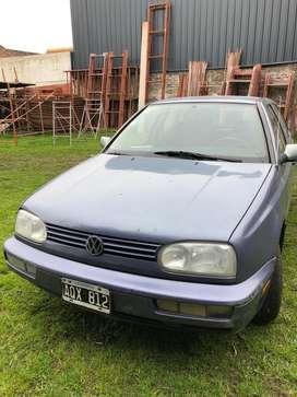 Volkswagen Golf Glx 2.0 con Gas