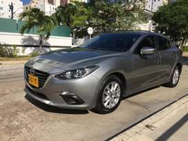 Mazda 3 prime automatico 2015