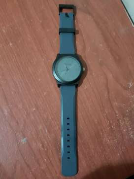 Reloj Kenneth Cole Original Conservado Correa Silicona