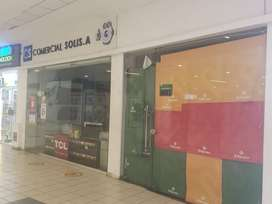 ARRIENDO LOCA CENTRO COMERCIAL EL RECREO