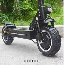 Patineta eléctrica Scooter 3200 W