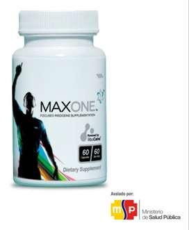 Max International Cellgevity, MaxOne, MaxGXL, MaxATP glutatión