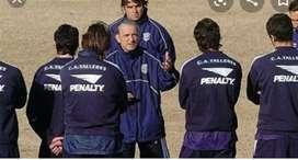 Remera entrenamiento usada talleres cba penalty
