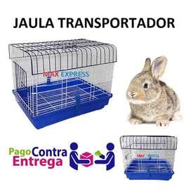 Jaula Pequeña para Conejo Cuy