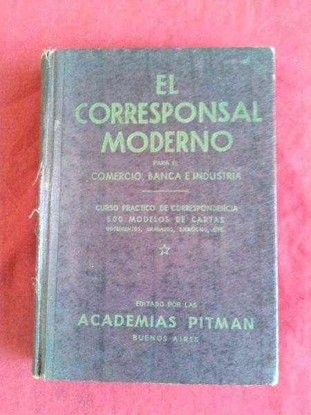 LIBRO EL CORRESPONSAL MODERNO 0