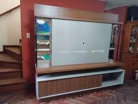 Armado de muebles de todas las tiendas ripley saga tottus oechsle promart/roperos closet armarios centros de tv paneles