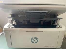 Impresora laser hp jet pro m28w