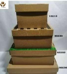 Cajas & Empaques