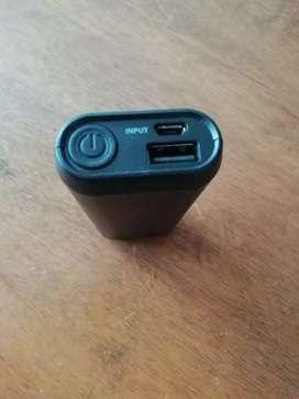 Power bam Griffin cargador de portatil compacto