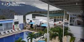 Gangazo sé vende hotel parador en chinauta
