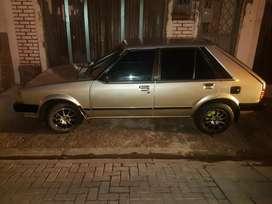 Vendo Mazda 323 Hs Mod 85Al dia