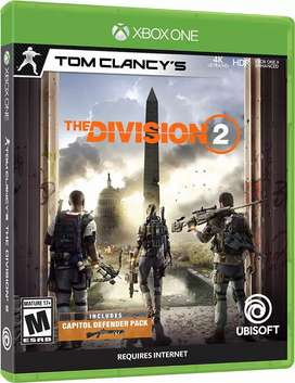 The Division 2 Xbox One