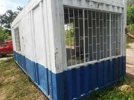 Oficina contenedor