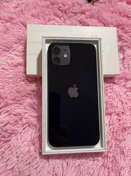 Vendo iphone 12 de 64gb black
