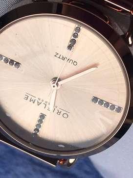 Reloj Rose Golden