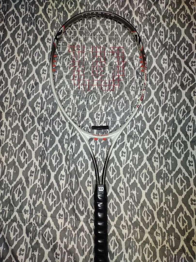 Raqueta de Tenis Wilson semi-profesional