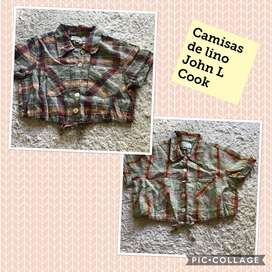 Camisas john l cook