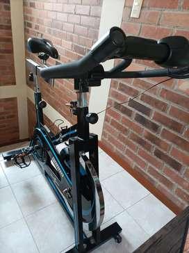 Vendo bicleta estatica poco uso