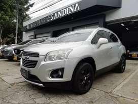 Chevrolet Tracker LT Automatica Sec 2013 1.8 Fwd (013)