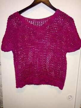 Sweater de hilo