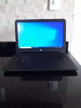 "Portátil HP 14"" A8"