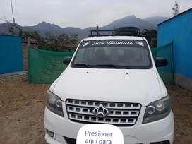 Vendo minivan con motor Mitsubishi 1.5 dual