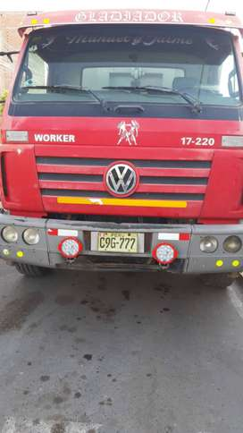 Volkswagen worker 17_220 / año 2008