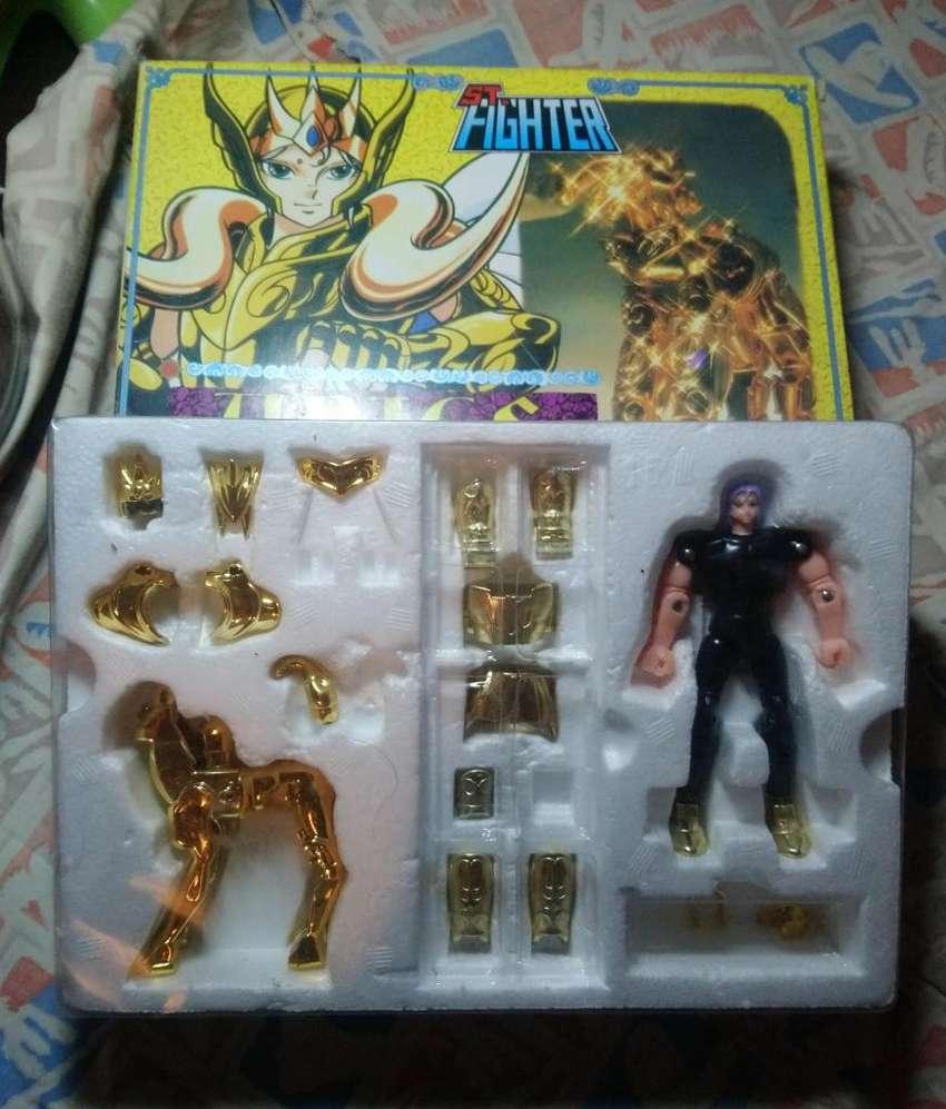 Caballeros del zodiaco  ST Fighter 0