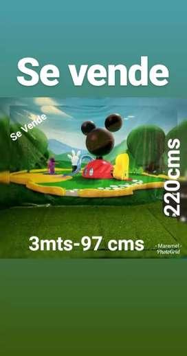 Pendón Mickey
