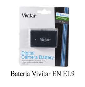 Bateria En El9 Para Nikon D5000 D3000 D40 D60