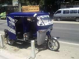 Moto taxi en venta por motivo de viaje