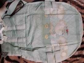 Vendo mochila de bebe