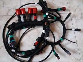 Cableado motor Cummis ISX