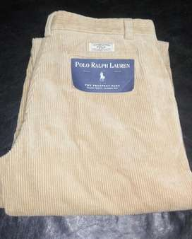 Vendo Pantalon Nuevo de Hombre Polo T.40